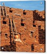 City - Arizona - Pueblo Acrylic Print