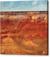 City - Arizona - The Grand Canyon Acrylic Print by Mike Savad