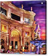 City - Vegas - Mirage - The Entrance Acrylic Print
