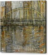 City Bridge Acrylic Print