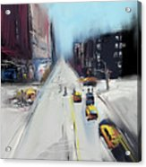 City Contrast Acrylic Print
