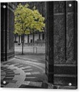 City Forest Acrylic Print
