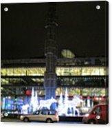 City Lights 2 Acrylic Print