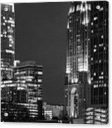 City Lights Acrylic Print