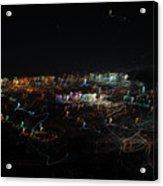 City Of Stars Acrylic Print