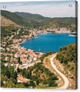 City Of Vis Acrylic Print
