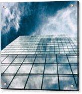 City Sky Light Acrylic Print