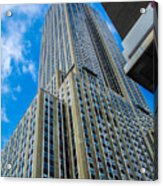 City Tower Acrylic Print