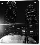 City Walk Acrylic Print