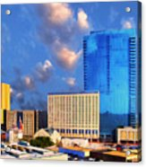 Cityscape 2 Acrylic Print