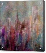 Cityscape Acrylic Print