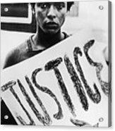 Civil Rights, 1961 Acrylic Print