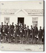 Civil War: Band, 1865 Acrylic Print
