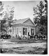 Civil War: Bethel Church Acrylic Print