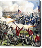 Civil War: Gettysburg, 1863 Acrylic Print