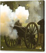 Civil War Acrylic Print