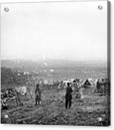 Civil War: Nashville, 1864 Acrylic Print
