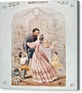 Civil War: Songsheet Acrylic Print