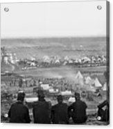 Civil War: Union Camp, 1862 Acrylic Print