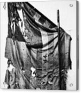 Civil War: Union Flag Acrylic Print