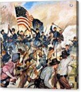 Civil War: Vicksburg, 1863 Acrylic Print