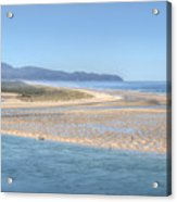 Clam Digging Morning 0200 Acrylic Print