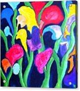 Clamflower Iv Acrylic Print