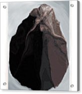 Clamscape Acrylic Print