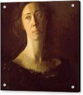 Clara Clara J Mather Acrylic Print