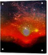 Clare Sunset Acrylic Print