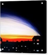 Clarence Drive Acrylic Print