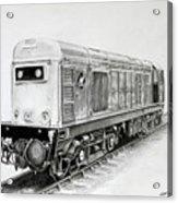 Class 20 205 Acrylic Print