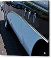 Classic 55 Buick Special Acrylic Print