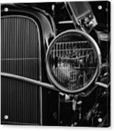 Classic American Ford Coupe Acrylic Print