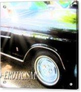 Classic Automobile, Auto Eroticism Acrylic Print
