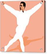 Ballet Master Dancer Acrylic Print