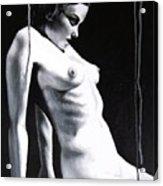 Classic Beauty Acrylic Print