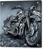 Classic Bike Acrylic Print