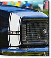 Classic Camaro Acrylic Print