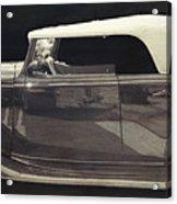 Classic Car 3 Acrylic Print