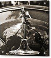 Classic Car Detail - Dodge 1948 Acrylic Print