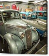 Classic Car Memorabilia Acrylic Print