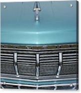 Classic Car No. 5 Acrylic Print