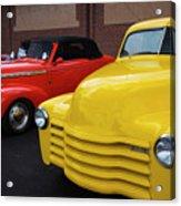 Classic Colors 5 Acrylic Print