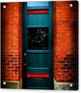 Classic Door Acrylic Print