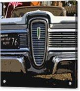 Classic Edsel Acrylic Print