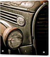 Classic Ford Truck Acrylic Print