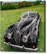 Classic Jag Acrylic Print