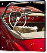 Classic Mercedes Benz 190 Sl 1960 Acrylic Print