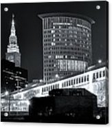 Classic View In Cle Acrylic Print